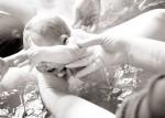 Riesgos del parto en el agua